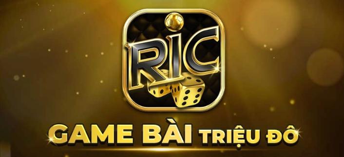 Tải game Ric Win cổng đổi thưởng đánh bài nhanh chóng icon