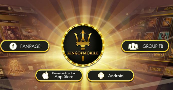Tải game kingofmobile club sân chơi đổi thưởng bất tận icon