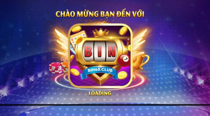 Tải game Bin68 cổng đổi thưởng số một Việt Nam icon