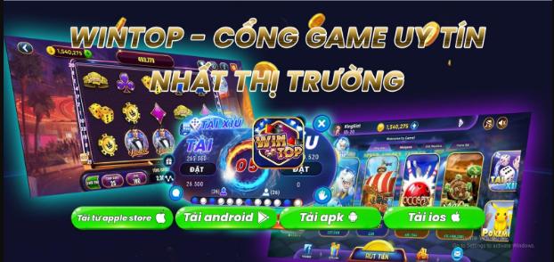 Tải game Wintop live chơi là mê, nhận quà là phê icon