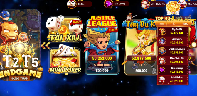 Hình ảnh Screenshot_8 in Tải Binz Club game bài quay hũ đổi thưởng cực chất