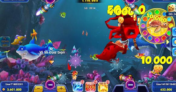 Hình ảnh lienminhbanca apk in GAME BẮN CÁ LIÊN MINH – QUAY HŨ VÀNG BẮN CÁ 3D (IOS/ANDROID)