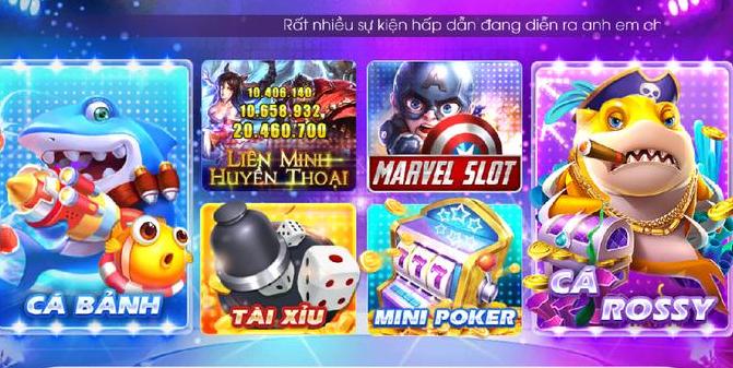 GAME BẮN CÁ LIÊN MINH – QUAY HŨ VÀNG BẮN CÁ 3D (IOS/ANDROID) icon