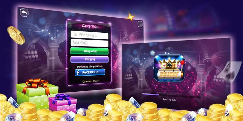 Tải Ruby79 – Game đổi thưởng siêu chất năm 2020 icon