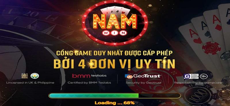 Namwin vip – Chơi game với tỉ lệ đổi thưởng siêu hot icon