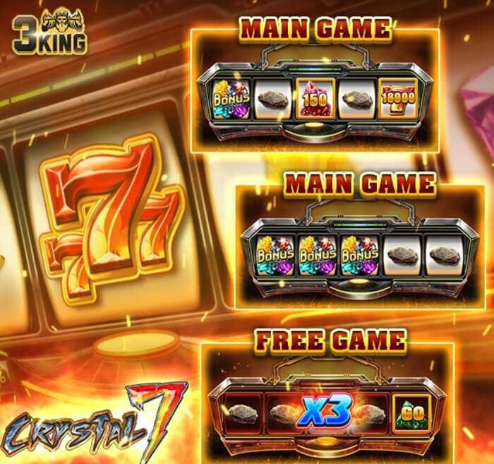 Game 3king – Cổng đổi thưởng thật với tốc độ nhanh chóng icon