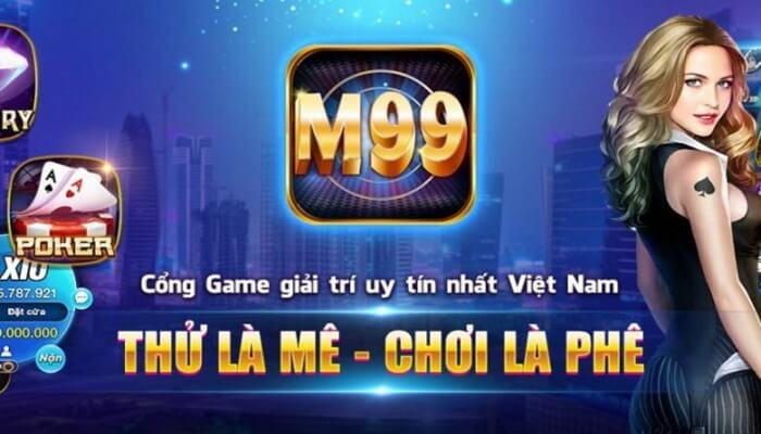 Hình ảnh M99Vin 1 in Game bài M99 Vin – Game đổi thưởng đẳng cấp mãi mãi