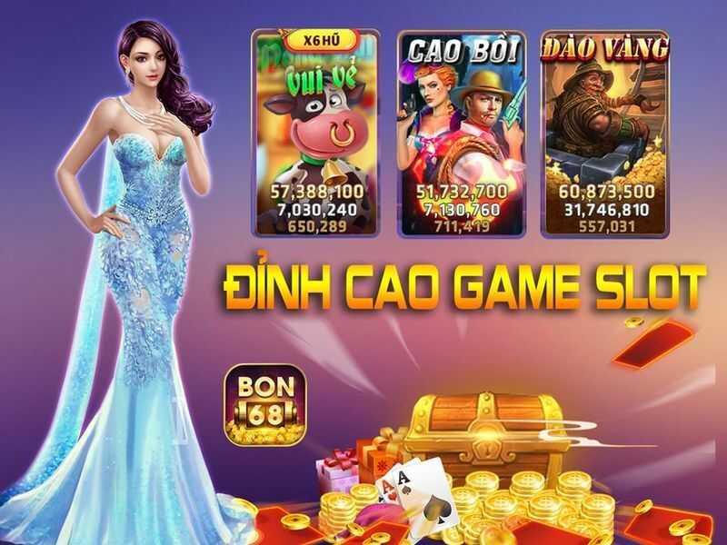 Tải Bon6868 – Game bài đổi thưởng online uy tín nhất 2020 icon