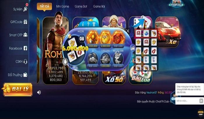 Hình ảnh game doi thuong chat 79 club in Tải Chat79 Club – Siêu phẩm đổi thưởng hấp dẫn