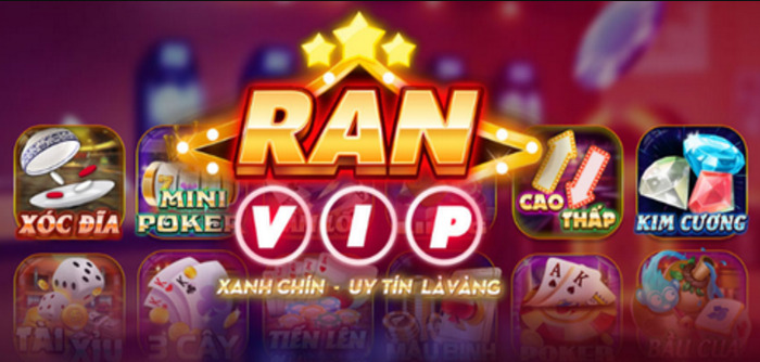 Tải game RanVip – Cổng slot đổi thưởng mới ra mắt icon