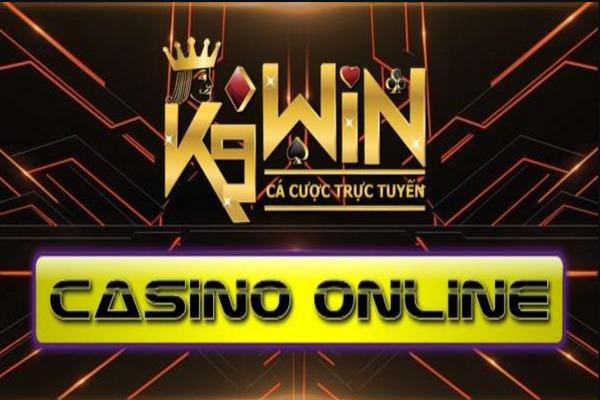 Tải K9Win – Cổng game trực tuyến đổi thưởng chất lượng icon