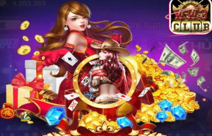 Tải ww3 Club – Game đổi thưởng bom tấn đỉnh cao icon