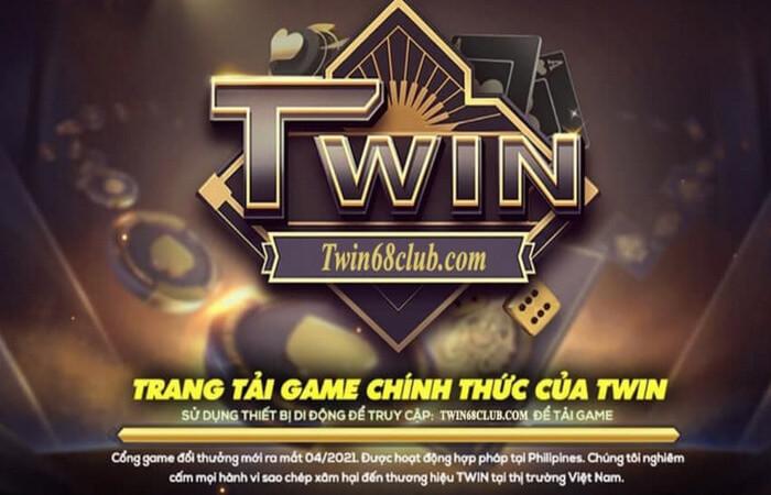 Twin68 Club game đổi thưởng online siêu hot mới nhất 2021 icon