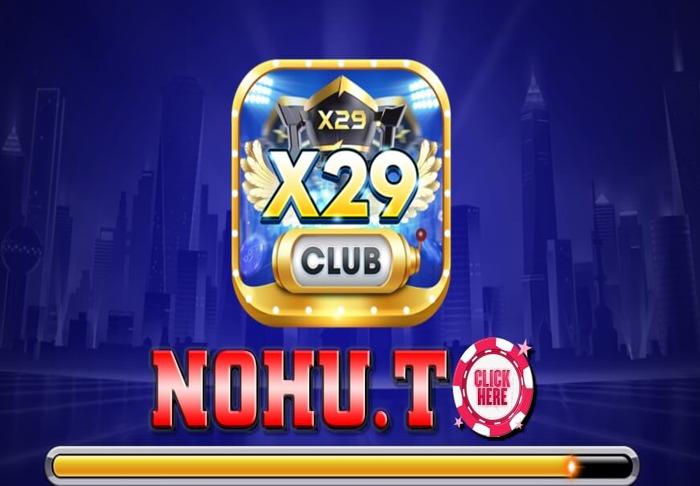 Tải X29 Club – Game đổi thưởng nạp rút thần tốc icon