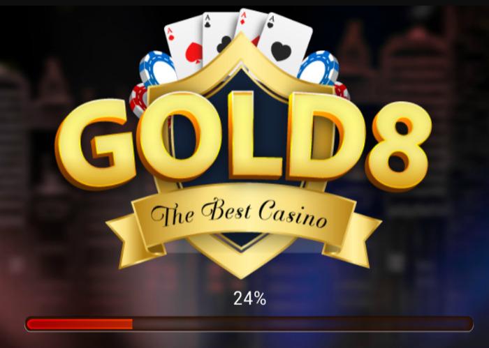 Gold8 Club – Cổng game đổi thưởng uy tín số 1 icon