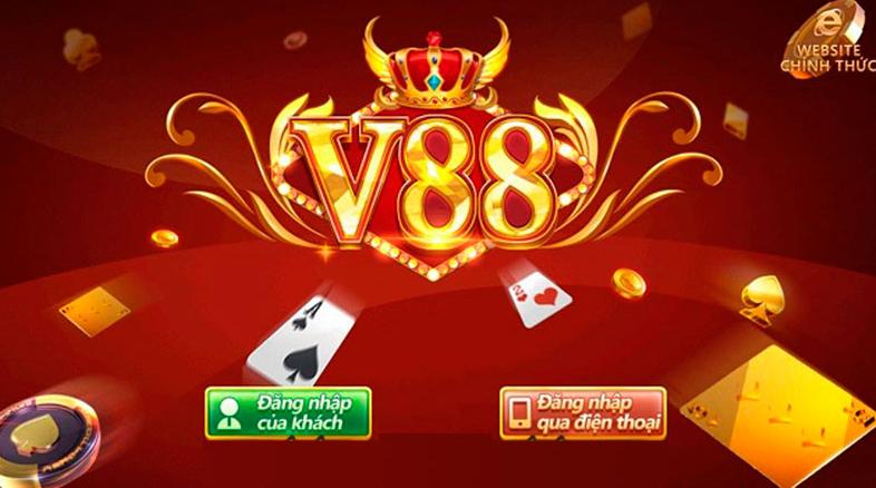 Tải V88 Club – Game đổi thưởng quốc tế đẳng cấp cao icon