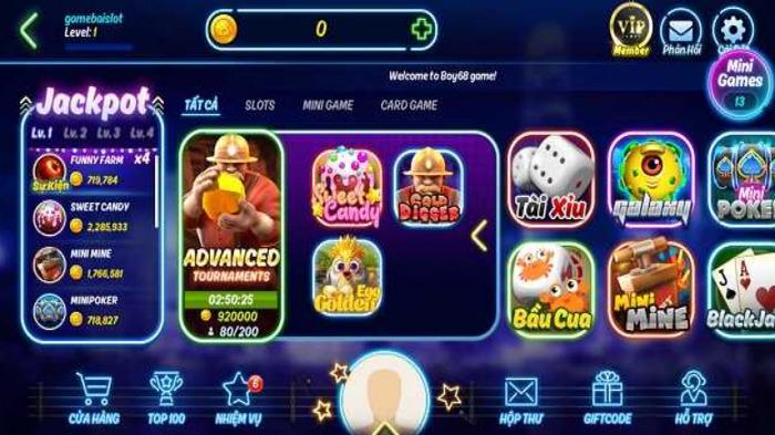 Hình ảnh game boy68 club in Tải Boy68 Club – Game đổi thưởng trực tuyến đẳng cấp