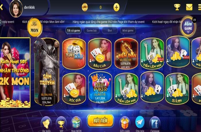 Hình ảnh game mon79 club in Tải Mon79 Club – Cổng đổi thưởng trực tuyến đẳng cấp