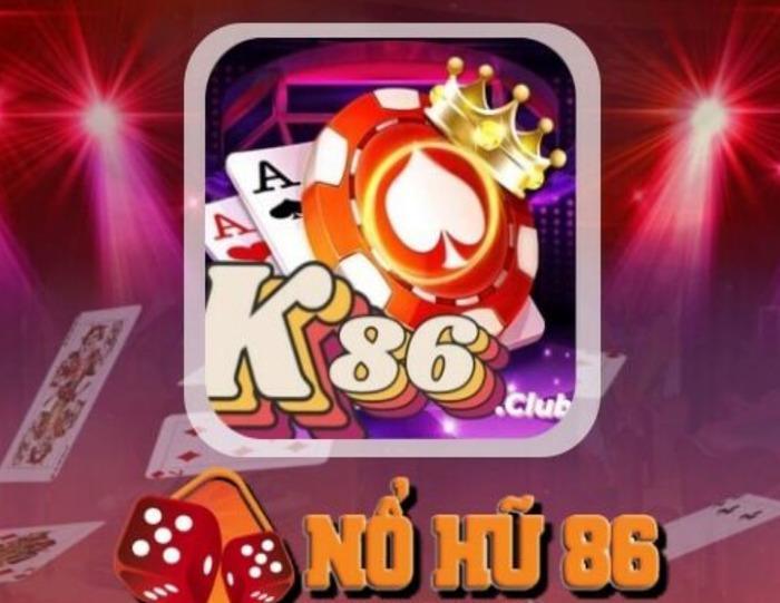 Tải K86 Club – Game đổi thưởng thế hệ mới xanh chín icon