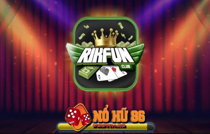 Tải Rikfun Club – Cổng đổi thưởng với tốc độ siêu nhanh icon