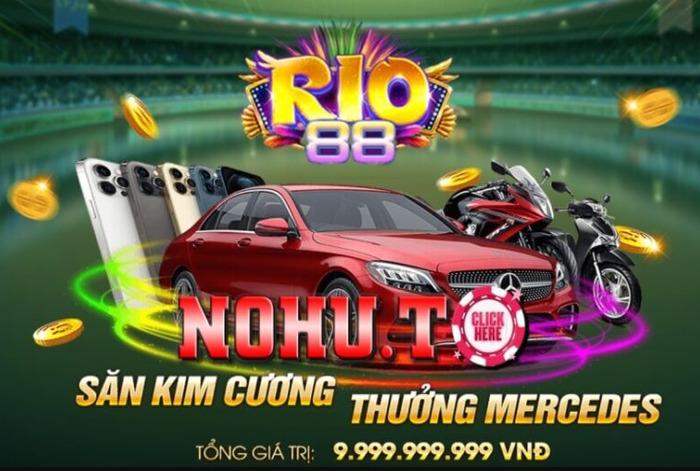 Tải Rio88 Club – Game đổi thưởng quốc tế đẳng cấp icon